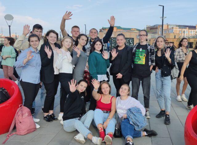Торжественное награждение участников городского фестиваля «Молодежная весна — 2021»